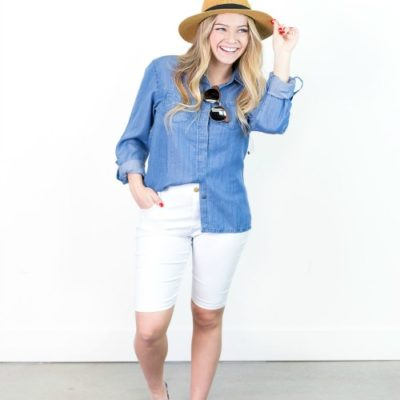 Cents of Style - Bermuda Shorts