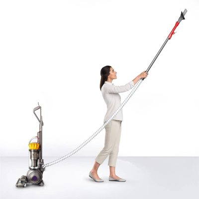 dyson ball multifloor upright vaccum extension
