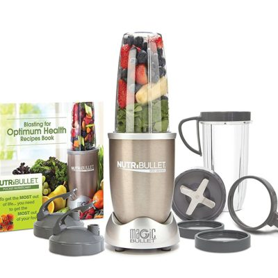 NutriBullet Pro - 13-Piece High-Speed Blender/Mixer System