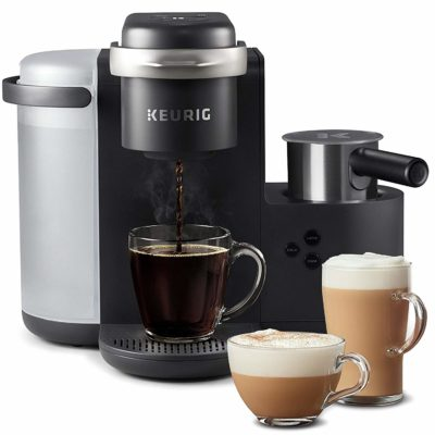 keurig k-cafe single serve coffee maker